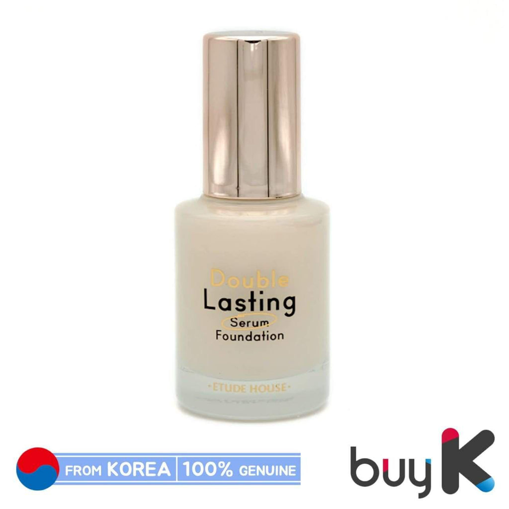 [ETUDE HOUSE] Double Lasting Serum Foundation 30g (12 color) - BuyK.KR