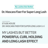 [ETUDE HOUSE] Dr.Mascara Fixer For Super Long Lash #02 - BuyK.KR
