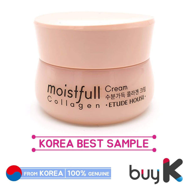 [ETUDE HOUSE] Moistfull Collagen Cream 10ml (Sample) - BuyK.KR