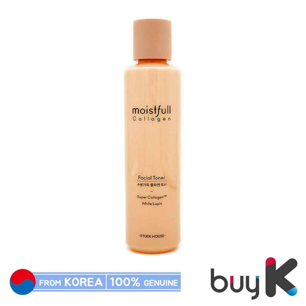 [ETUDE HOUSE] Moistfull Collagen Facial Toner 200ml - BuyK.KR