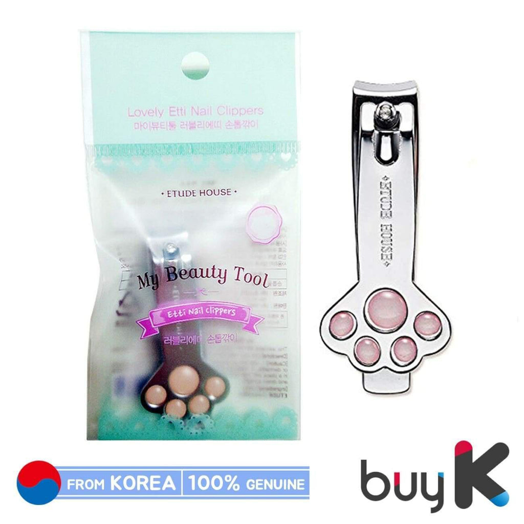 [ETUDE HOUSE] Nail Clippers - BuyK.KR