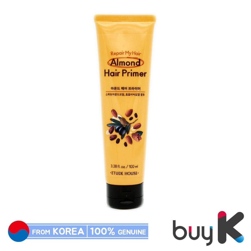 [ETUDE HOUSE] Repair My Hair Almond Hair Primer 100ml