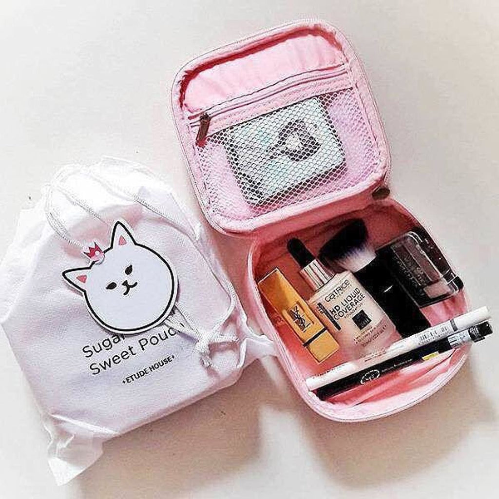 [ETUDE HOUSE] Sugar And Jam Sweet Pouch (Pink)