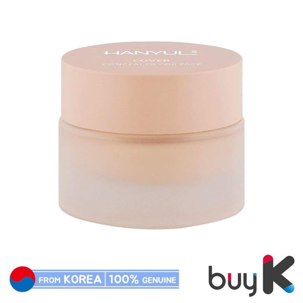 [HANYUL] Cover Concealer For Face 15g (2 color) - BuyK.KR