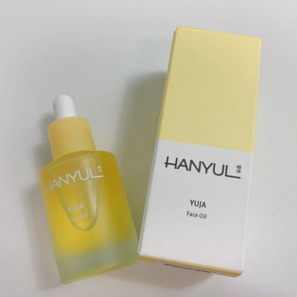 [HANYUL] Yuja Face Oil 30ml - BuyK.KR