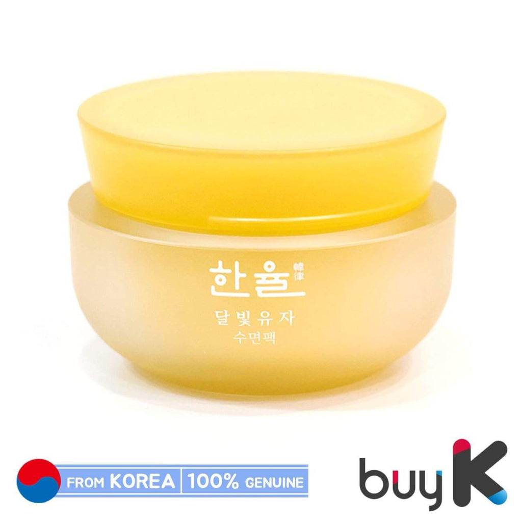 [HANYUL] Yuja Sleeping Mask 60ml - BuyK.KR