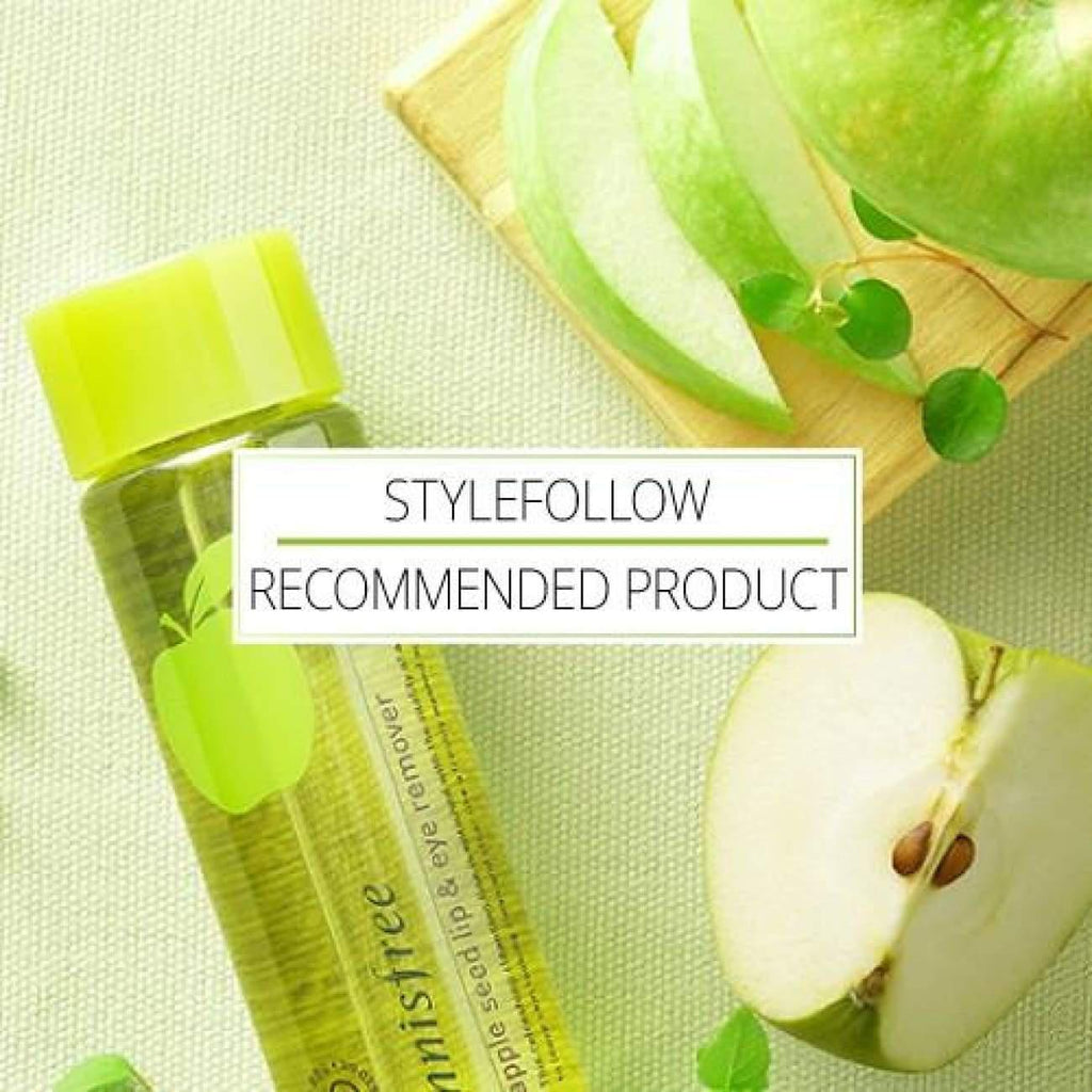 [INNISFREE] Apple Seed Lip&Eye Makeup Remover 100ml - BuyK.KR