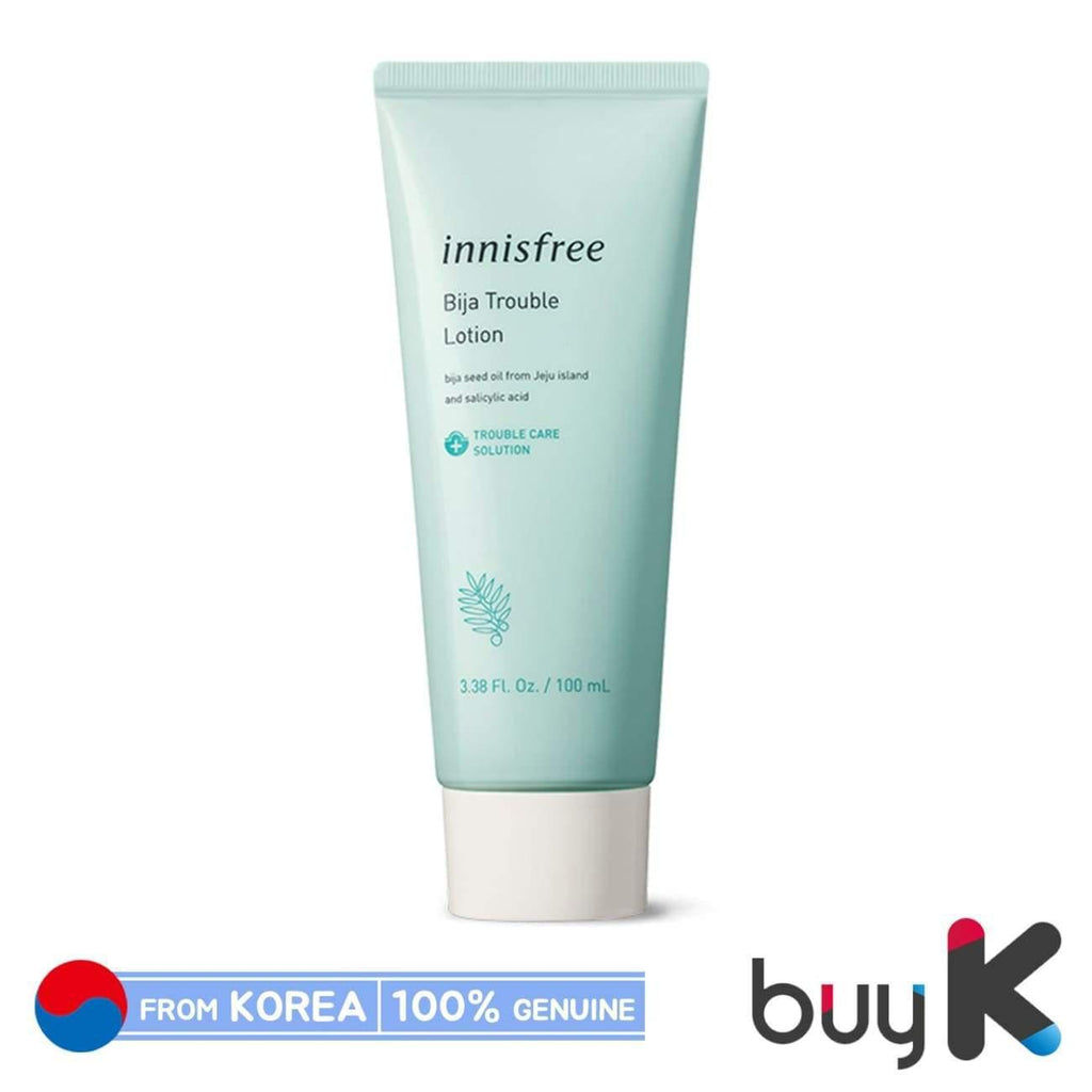 [INNISFREE] Bija Trouble Lotion 100ml - BuyK.KR