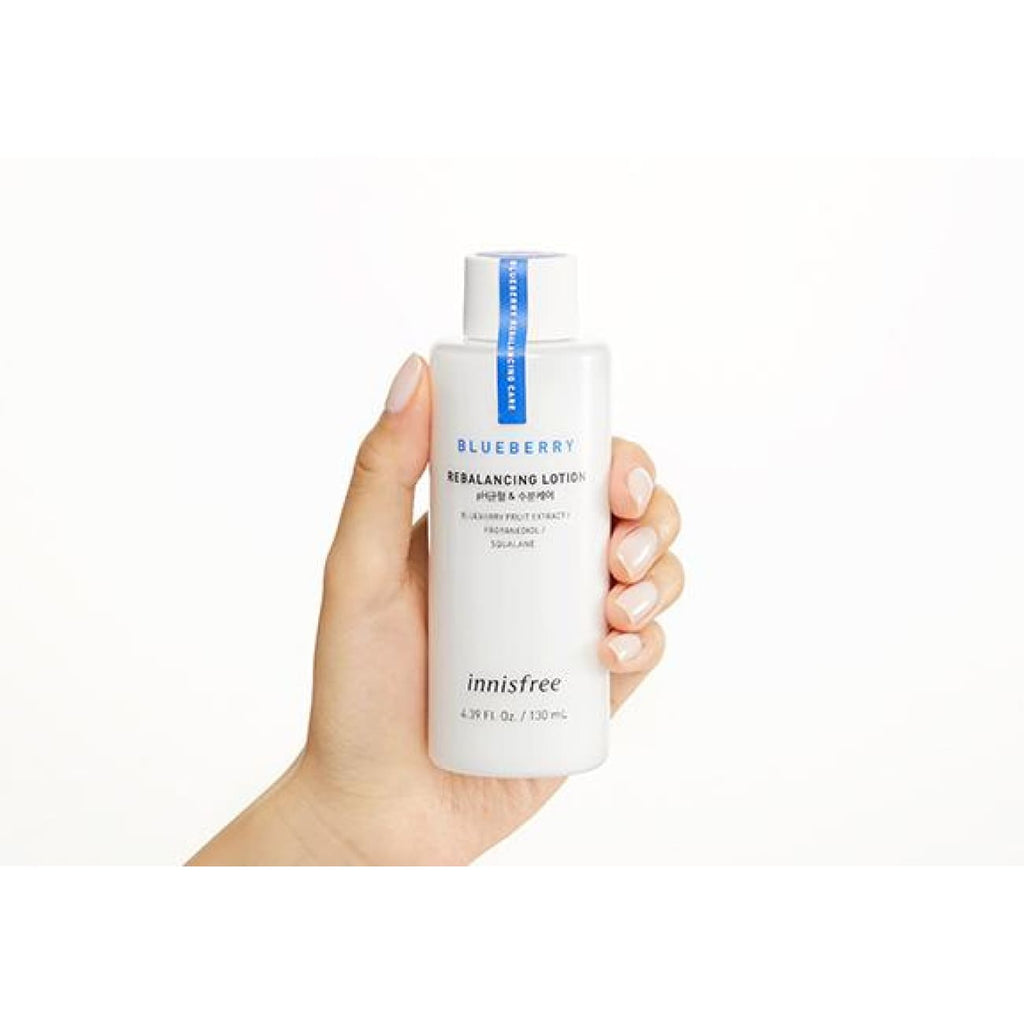[INNISFREE] Blueberry Rebalancing Lotion 130ml - BuyK.KR