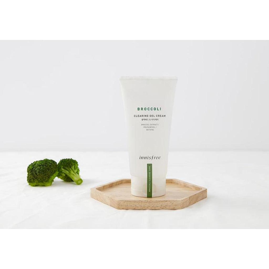 [INNISFREE] Broccoli Clearing Gel Cream 150ml - BuyK.KR