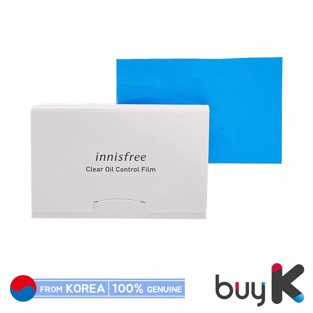 [INNISFREE] Clear Oil Control Film (1 pack / 50 sheets)
