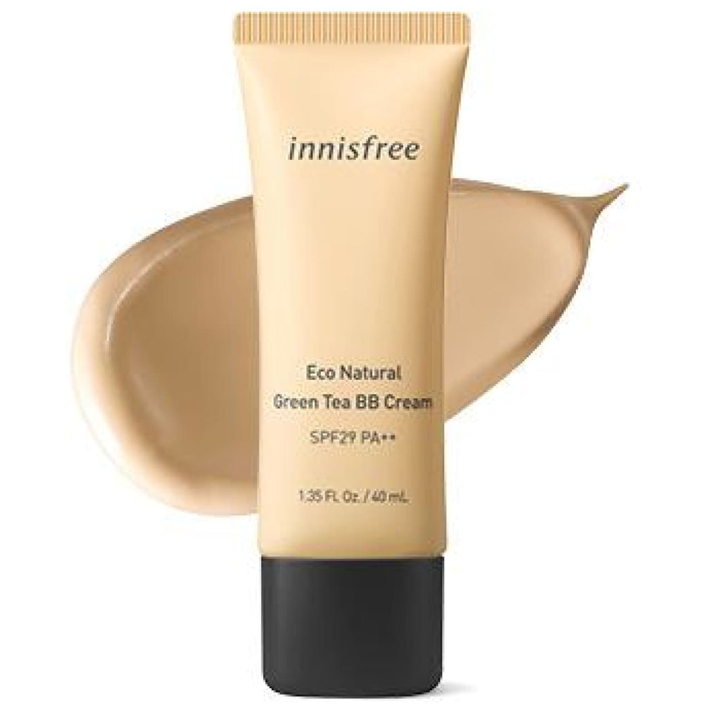 [INNISFREE] Eco Natural Green Tea BB Cream 40ml (SPF29/PA++)