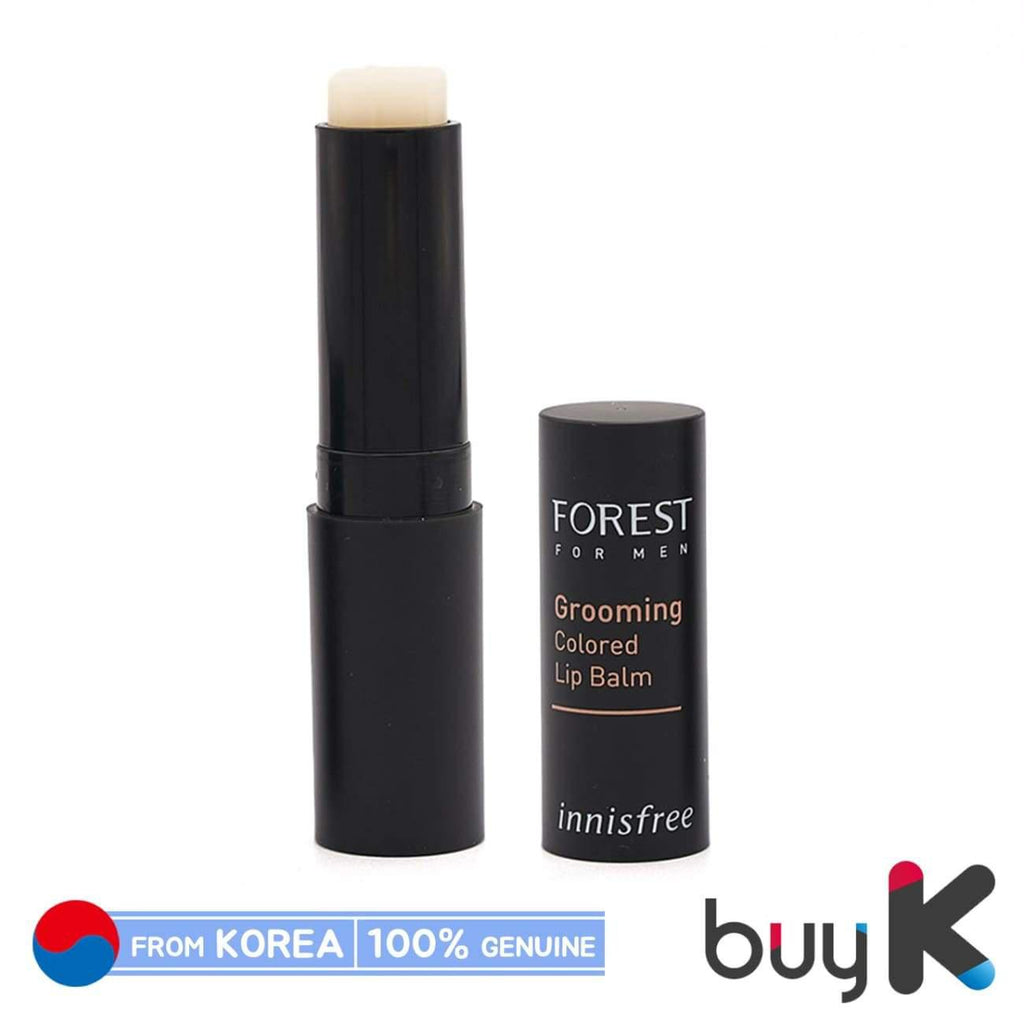 [INNISFREE] Forest For Men Grooming Colored Lip Balm 3.3g - BuyK.KR