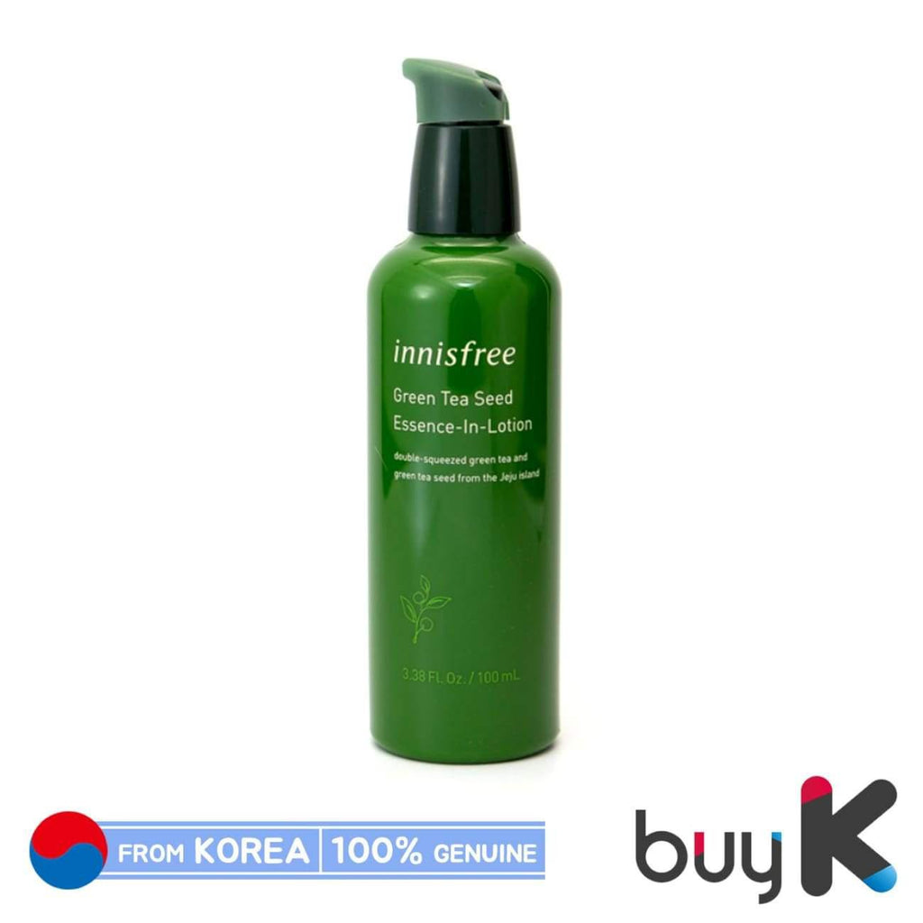 [INNISFREE] Green Tea Seed Essence-In-Lotion 100ml - BuyK.KR