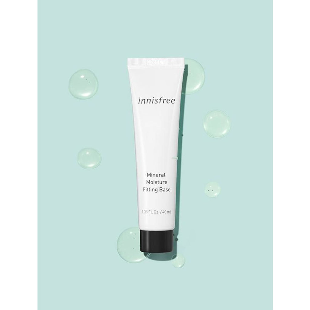[INNISFREE] Mineral Moisture Fitting Base 40ml - BuyK.KR