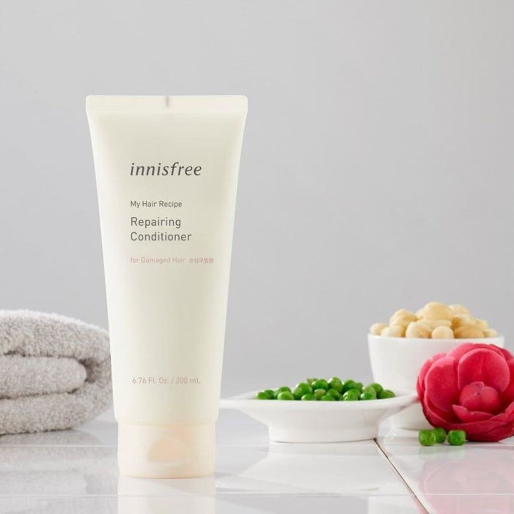[INNISFREE] My Hair Recipe Conditioner 200ml (Moisturizing / Repairing) - BuyK.KR