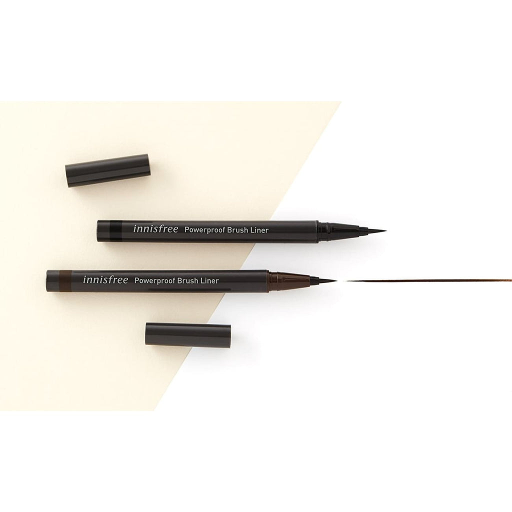 [INNISFREE] Powerproof Brush Liner 0.6g (2 color) - BuyK.KR