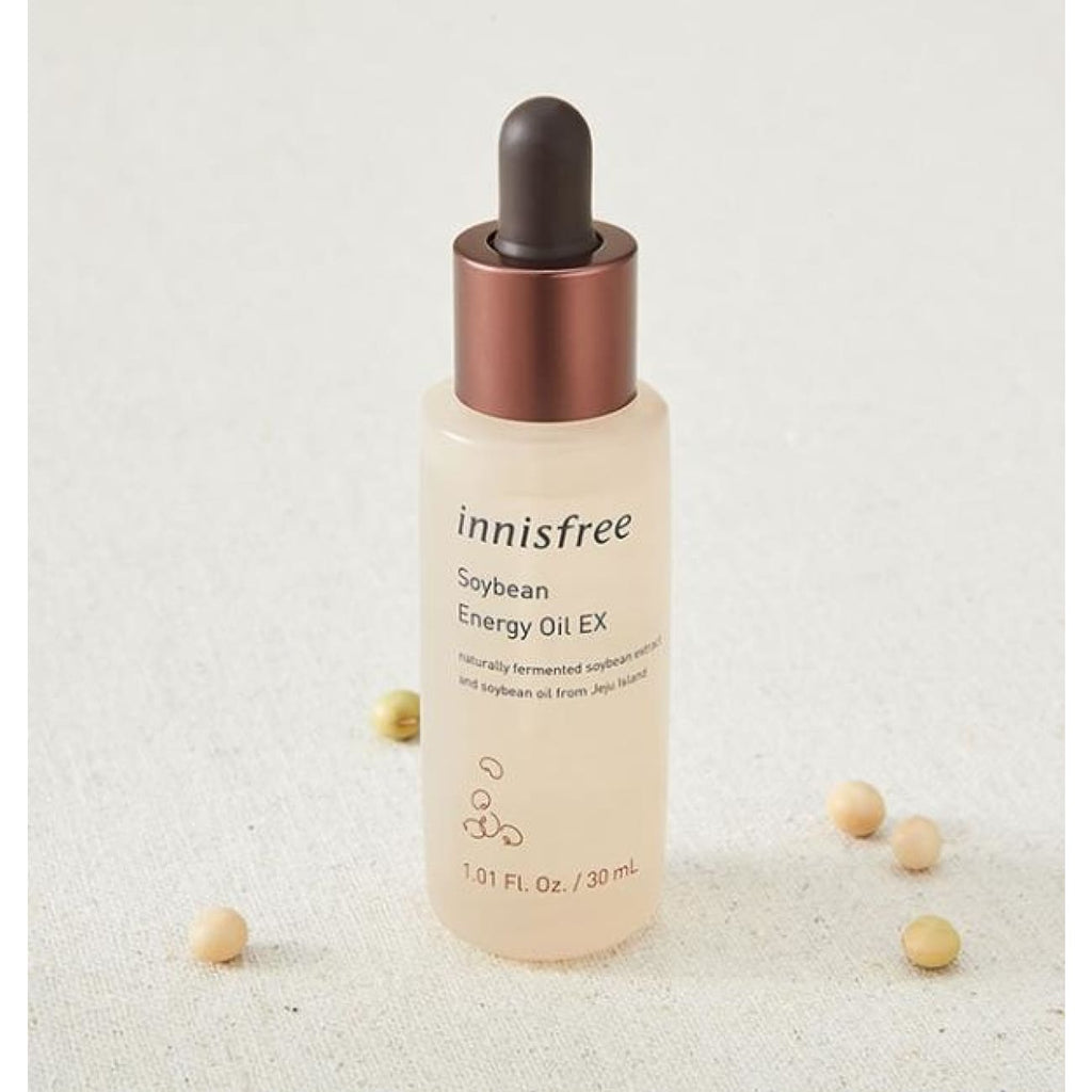 [INNISFREE] Soybean Energy Oil EX 30ml - BuyK.KR