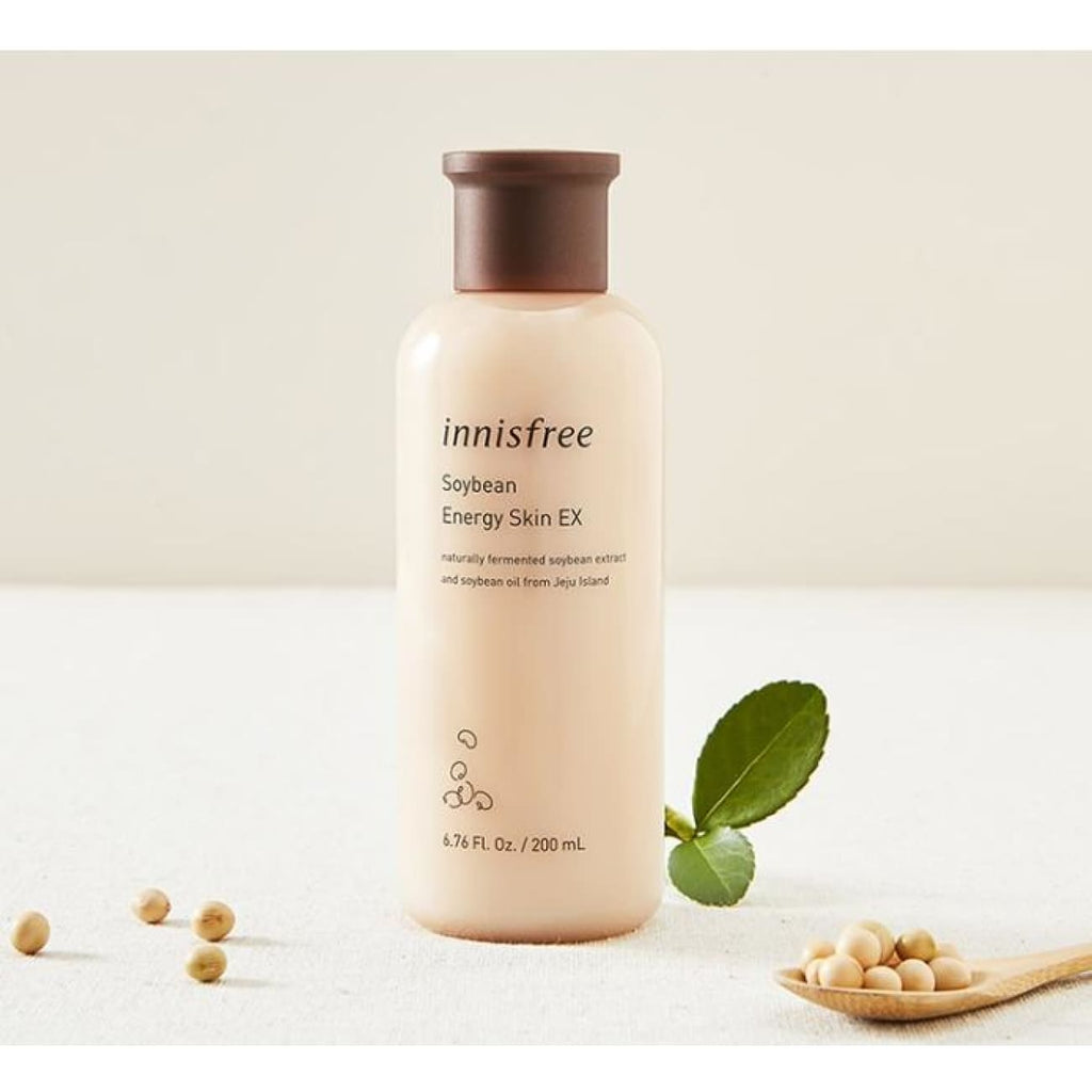 [INNISFREE] Soybean Energy Skin EX 200ml - BuyK.KR