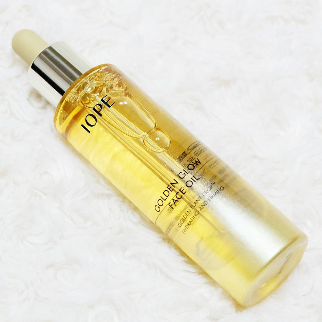 [IOPE] Golden Glow Face Oil 40ml - BuyK.KR