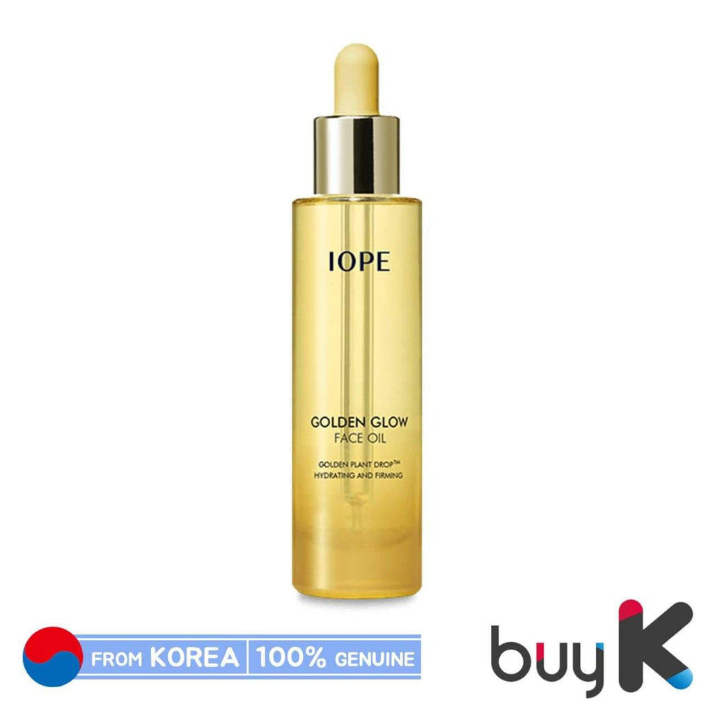 [IOPE] Golden Glow Face Oil 40ml