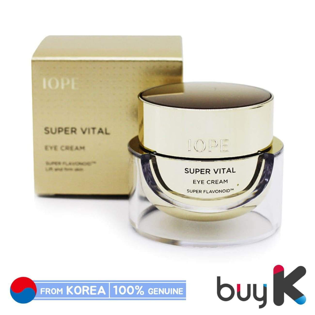 [IOPE] Super Vital Eye Cream 25ml - BuyK.KR