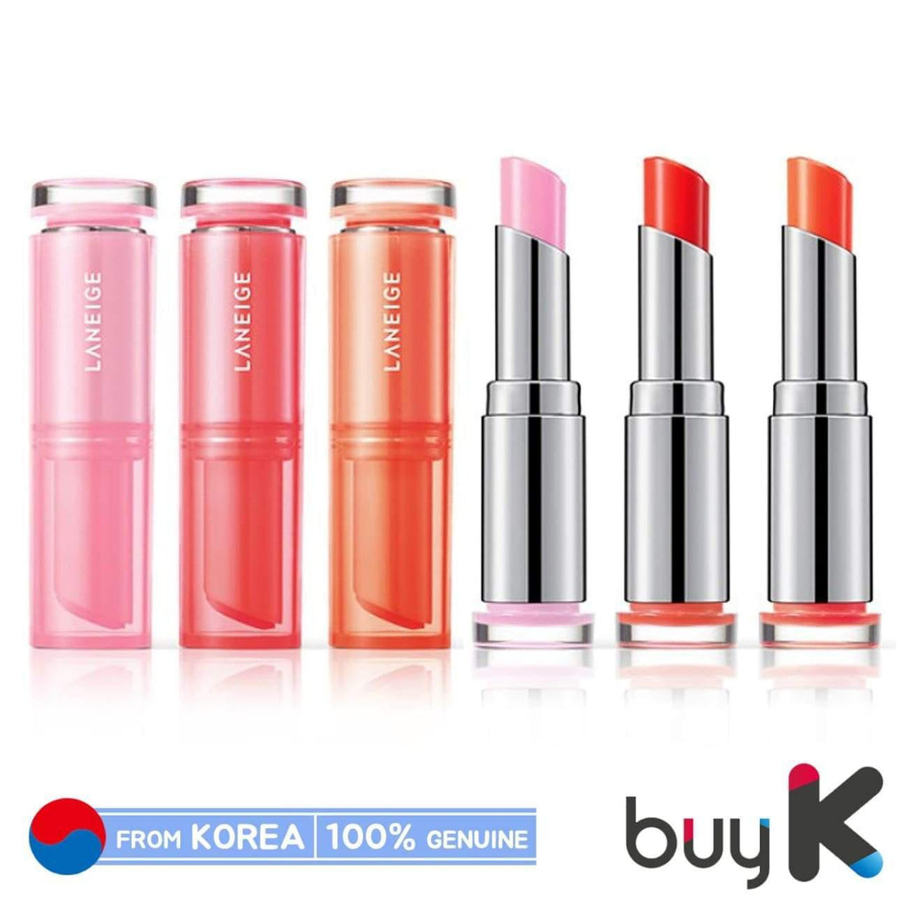 [LANEIGE] Stained Glow Lip Balm (3 Shades)
