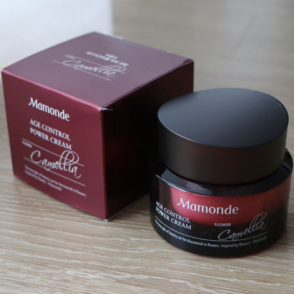 [MAMONDE] Age Control Skin Power Cream 50ml