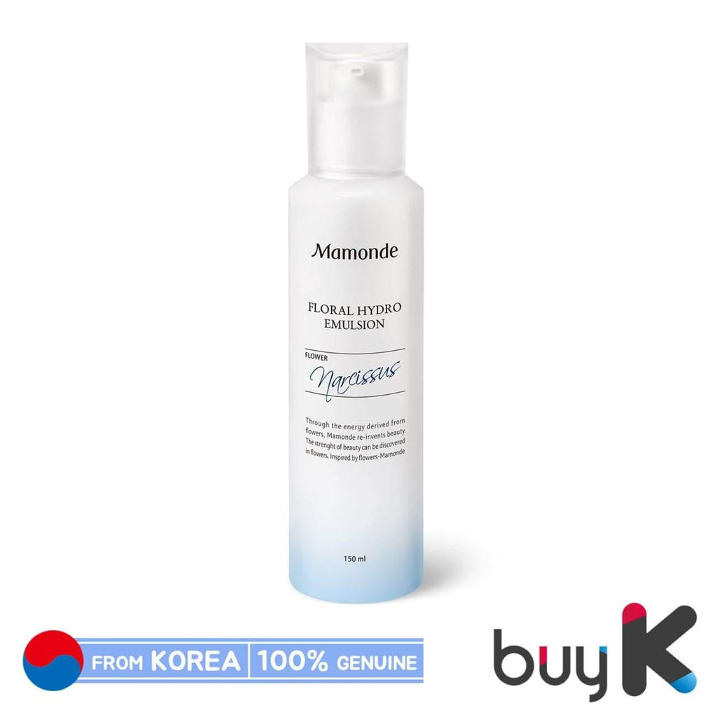 [MAMONDE] Floral Hydro Emulsion 150ml - BuyK.KR