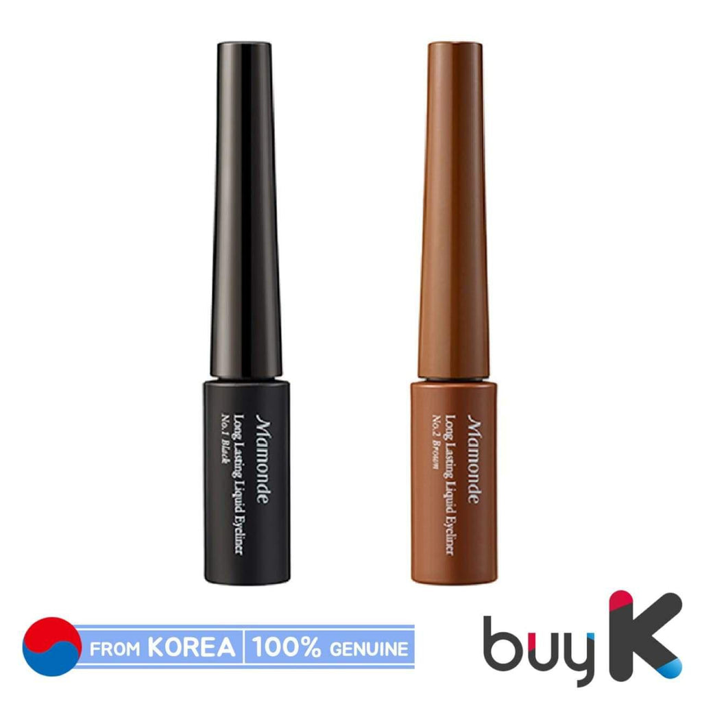 [MAMONDE] Long Lasting Liquid Eyeliner 4ml (2 color) - BuyK.KR