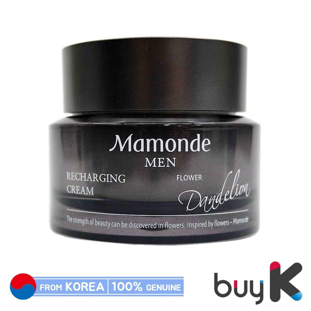 [MAMONDE] Men Recharging Cream 50ml - BuyK.KR