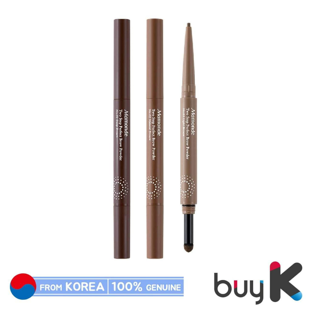 [MAMONDE] Two Step Perfect Brow Powder 0.7g (3 color) - BuyK.KR