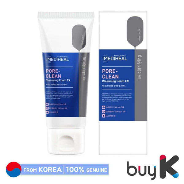 [MEDIHEAL] Pore-Clean Cleansing EX 170ml (Dec 2019 Renewal) - BuyK.KR