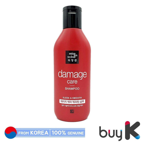 [MISE EN SCENE] Damage Care Shampoo 140ml (Sample) - BuyK.KR