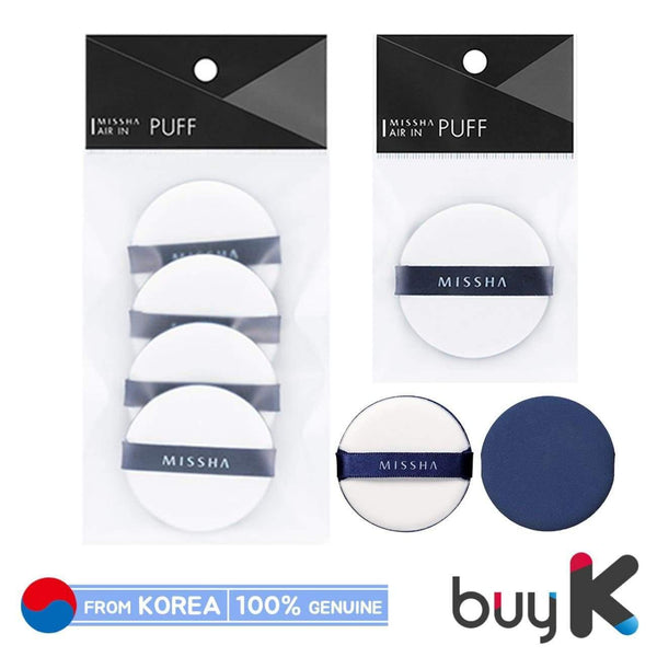 [MISSHA] Air in Puff (1p / 4p) - BuyK.KR