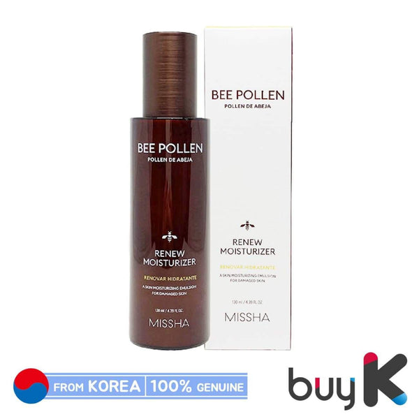 [MISSHA] Bee Pollen Renew Moisturizer 130ml