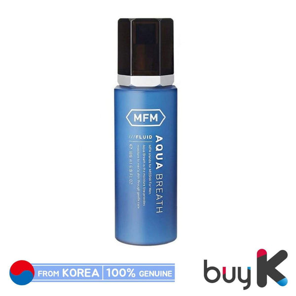 [MISSHA] For Men Aqua Breath Fluid 180ml - BuyK.KR