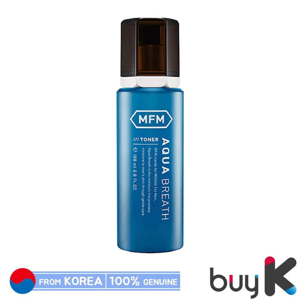 [MISSHA] For Men Aqua Breath Toner 180ml - BuyK.KR