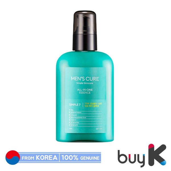 [MISSHA] Men's Cure Simple 7 All In One Essence 150ml - BuyK.KR