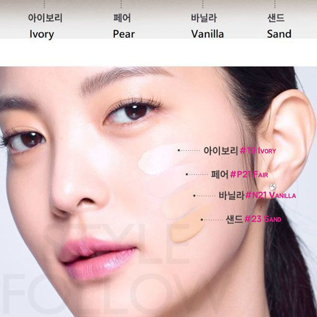 [MISSHA] Radiance Perfect Fit Cushion 15g (SPF30/PA++) (4 color) - BuyK.KR