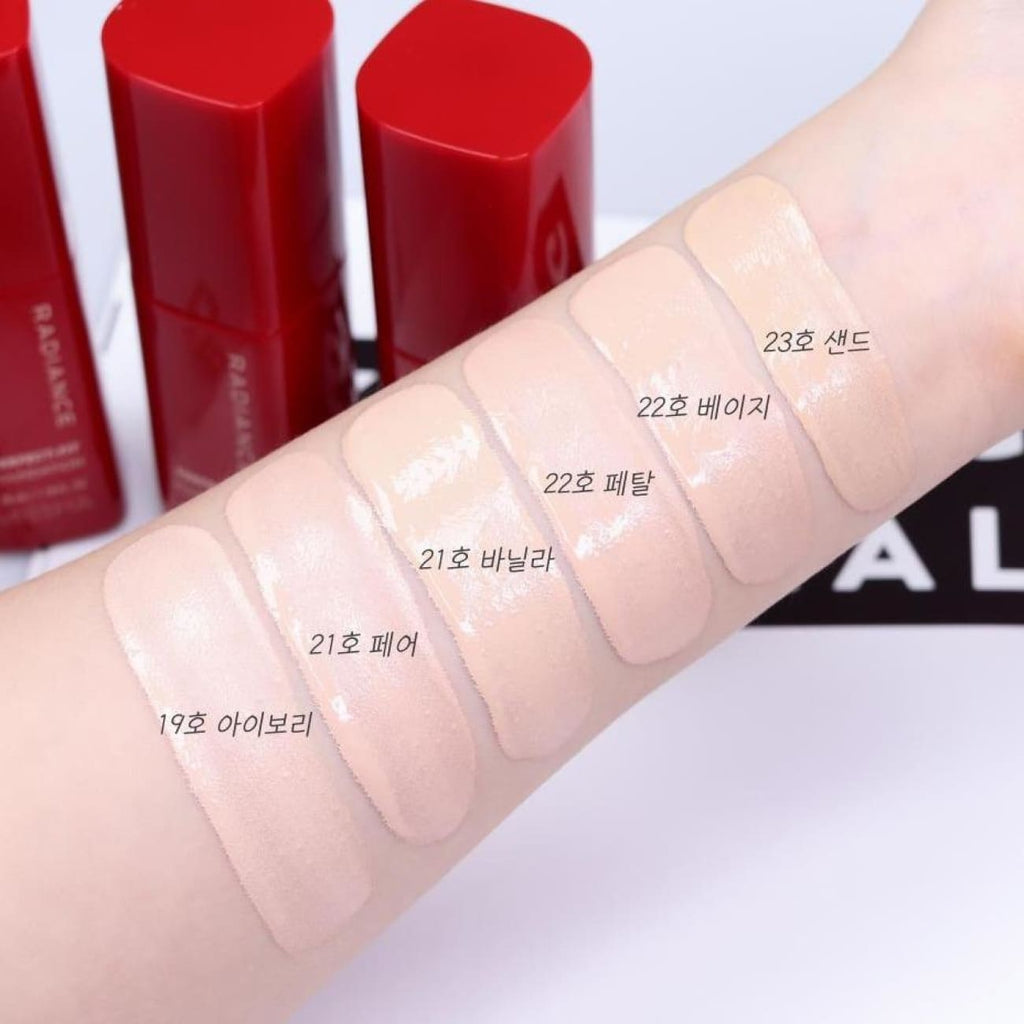 [MISSHA] Radiance Perfect Fit Foundation 35ml (SPF30/PA++) (6 color) - BuyK.KR