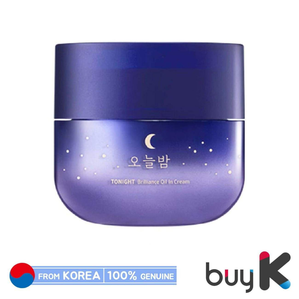 [MISSHA] Tonight Brilliance Oil in Cream 50ml - BuyK.KR
