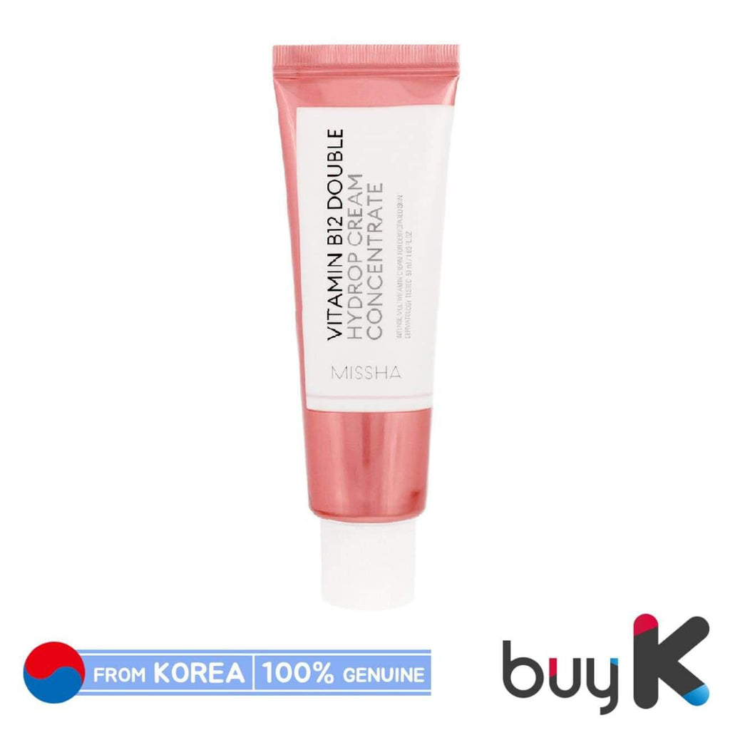 [MISSHA] Vitamin B12 Double Hydrop Concentrate Cream 50ml - BuyK.KR