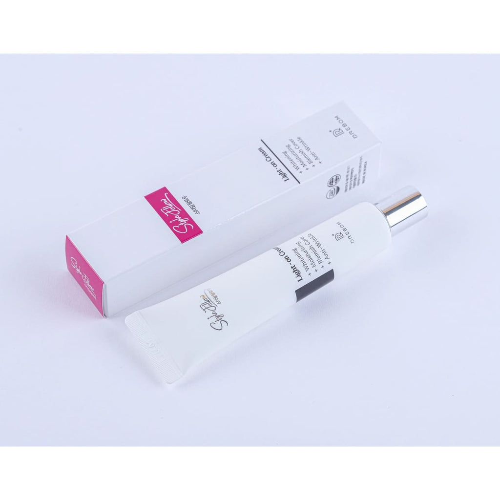 [STYLEFOLLOW] Light-On Cream 50ml (Tone Up, Anti-Wrinkle, Whitening, Hydrating) - BuyK.KR