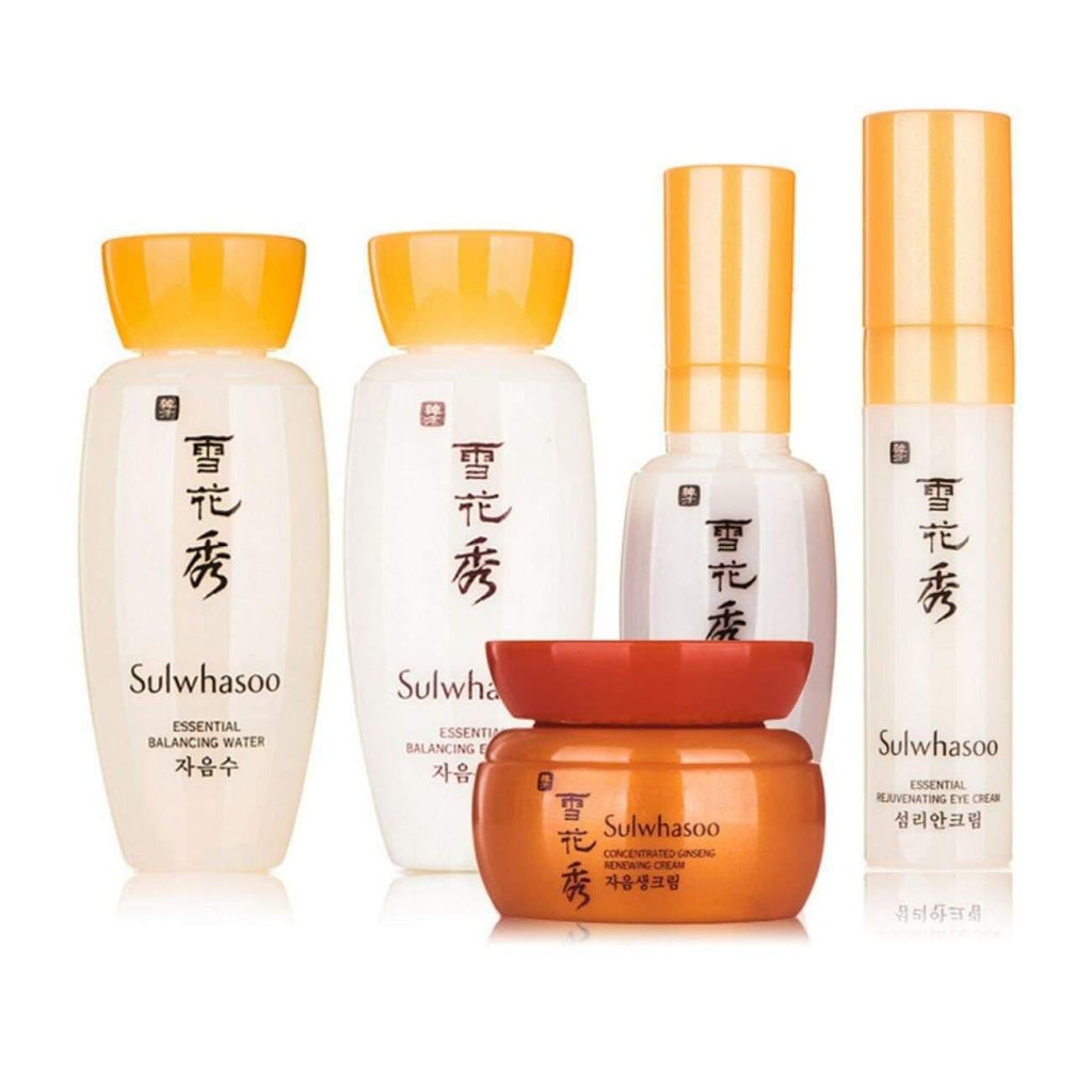[SULWHASOO] Basic Kit (Include 5 items)