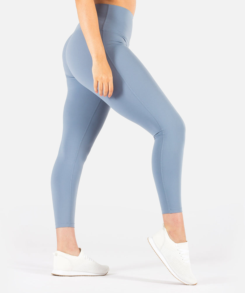 Breeze Leggings - Soft Blue