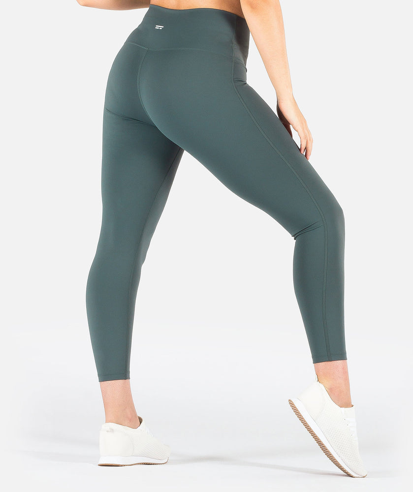 Breeze Leggings - Forest Green