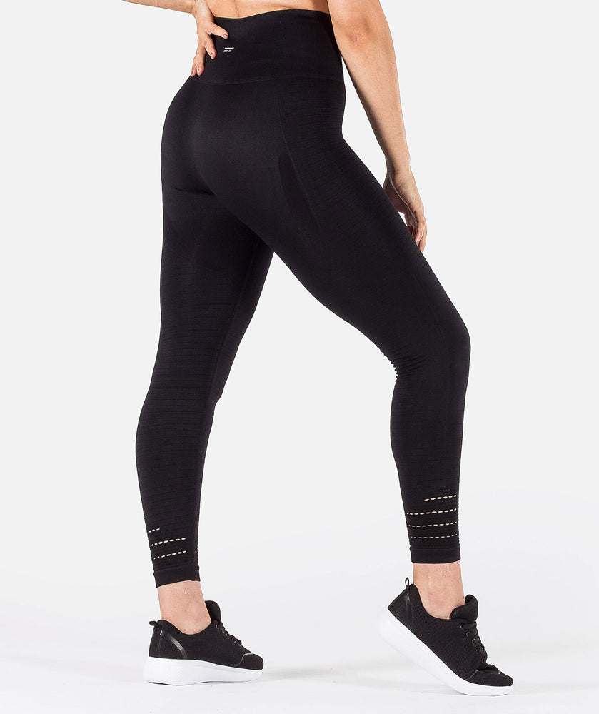 Motion Seamless Leggings - Black
