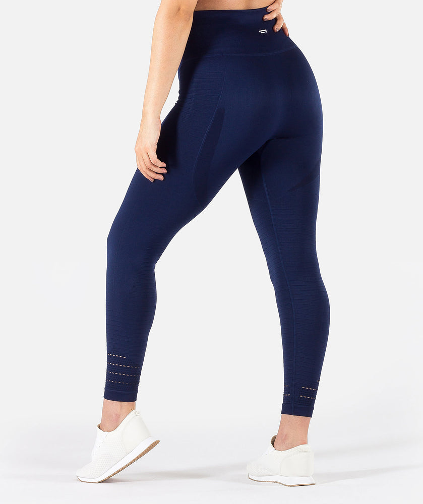 Motion Seamless Leggings - Navy