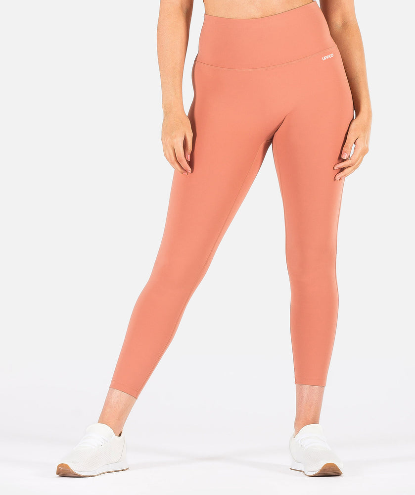 Breeze Leggings - Peach